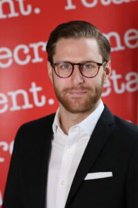 Jakob Hemvik Sales Recruiter